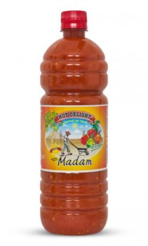 Hot Delight Madam 1 liter bottle