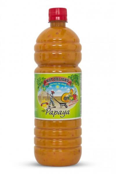 Tasty Aruba Hot Delight Papaya