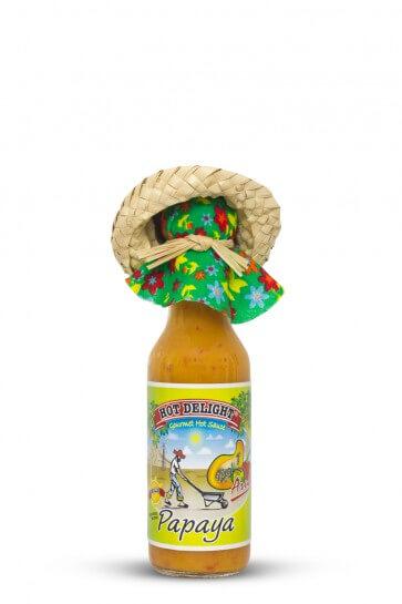 Tasty Aruba Hot Delight Papaya Gift
